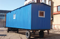 Relocatable buildings